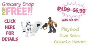 Playskool Star Wars Galactic Heroes $4.99 – $6.99! (Reg. $9 – $11)