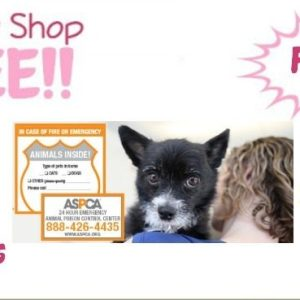 FREE Pet Safety Kit From ASPCA!