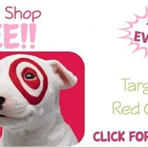Apply For A Target Redcard! Get 5% Off Everyday, FREE Shipping & More!