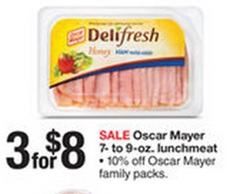 Oscar Mayer Deli Fresh