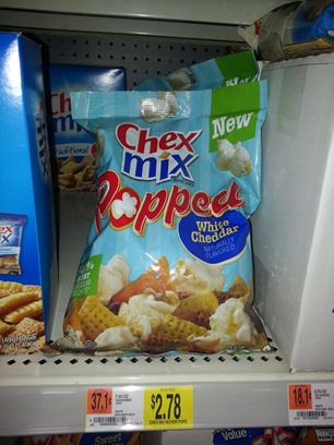 Chex Mix Popped