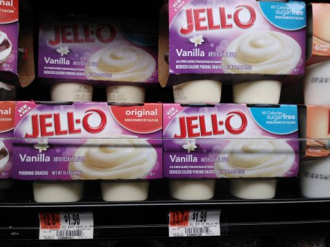 Jell-O Pudding Cups
