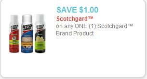 Scotch Gard Coupon