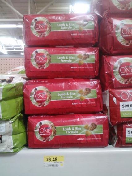 Purina ONE Bagged Dog Food