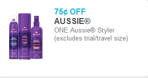 Aussie Styler Coupon