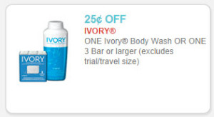 ivory soap coupon