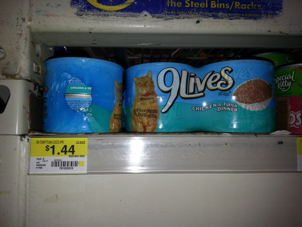 9 Lives 8-13