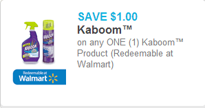Kaboom Cleaner Coupon