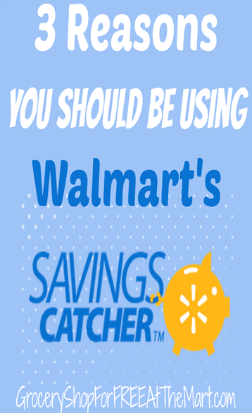 3 Reasons You Should Be Using Walmart's Savings Catcher