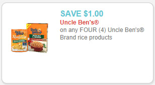 uncle ben's coupon