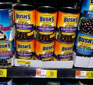 FREE Bush's Chili Beans With Overage At Walmart!