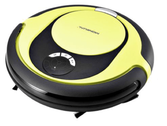Moneual Rydis Hybrid Robot Bagless Vacuum and Dry Mop Cleaner Only $199 + FREE Shipping (Reg. $399)!