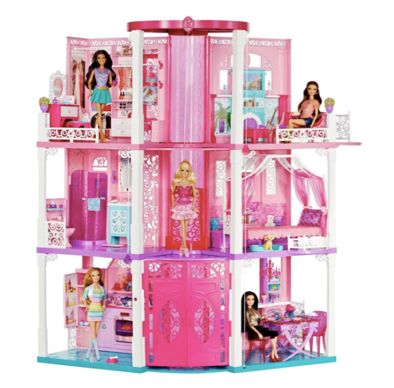Barbie Dreamhouse On Rollback - Only $141.54 + FREE Shipping (Reg. $160)!