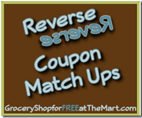Reverse Coupon Matchups