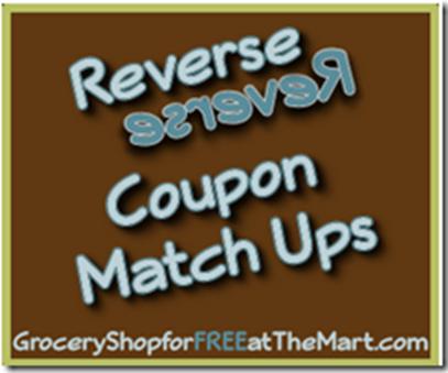 Reverse Coupon Matchup