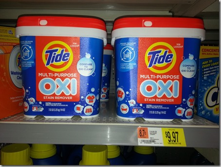 Save Up To $6.00 on Tide Detergent Products at Walmart!