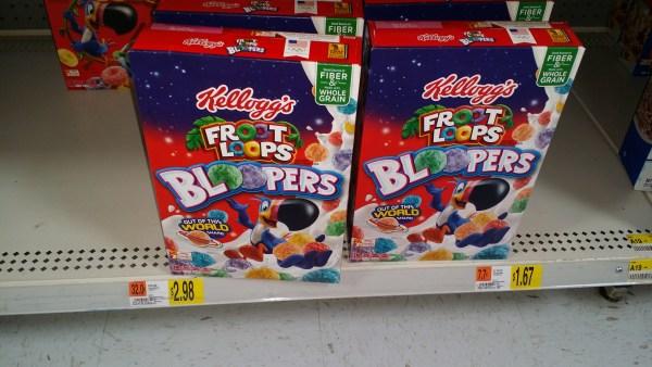 Kellogg's Froot Loops Just $2.23 At Walmart!