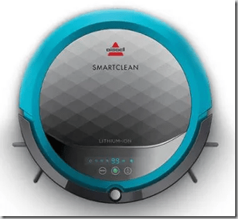 Walmart Black Friday Rollback Deal: Save $50 on a BISSELL SmartClean Lithium Ion Robotic Vacuum!