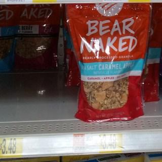 Bear Naked Granola Just $2.98 at Walmart!