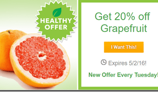 SavingStar Produce Deal of the Week!
