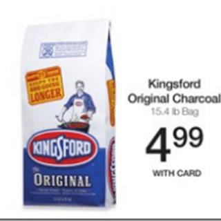 **HOT** Kingsford Charcoal Just $.99 at Walmart This Weekend!