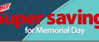 Memorial Day Sale at Walmart.com!