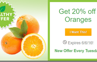 SavingStar Produce Deal of the Week!