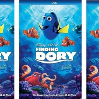 FREE Finding Dory Blu-Ray At Walmart.com!
