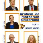 De Arnhemse kandidaten voor de VVD
