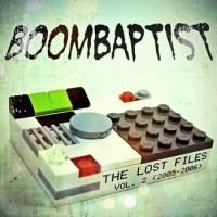 Download: BOOMBAPTIST //  The Lost Files Vol. 2 (2005-2006)