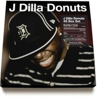 Preview: J DILLA // Donuts 45 Box Set