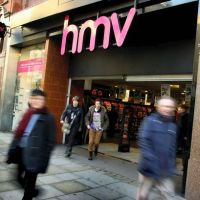 Manchester: HMV remaining open, vinyl dominates shelves briefly