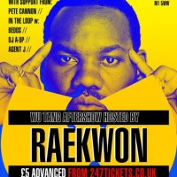 Reach: Raekwon hosts Wu Tang after party in Manchester // 25th July