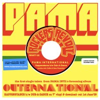 New Pama International 45 .. limited and numbered BLAOW