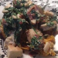 GymTato: Savory Stuffed Sweet Potato is the Perfect Workout Food