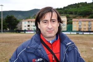 Nella foto Corrado Tosini, tecnico della Castiglionese