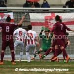 Il gol vittoria del Rieti