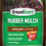 Mocha Brown Rubber Mulch Bag Package