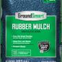 Blue Rubber Mulch Bag Package