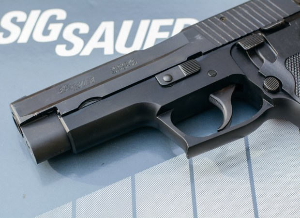 Sig P220 West German Review