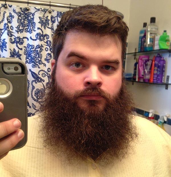tame-beard