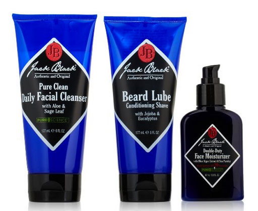 Beard core collection kit.