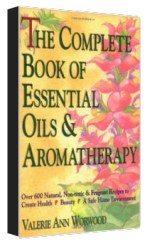 A photo of The Complete Book of Essential Oils