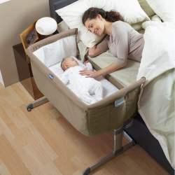 Small Crop Of Co Sleeper Crib
