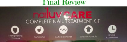 nailuv care complete treatment kit review icon