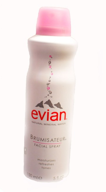 Evian Facial Spray Canister
