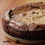 Ottolenghi chocolate fudge cake