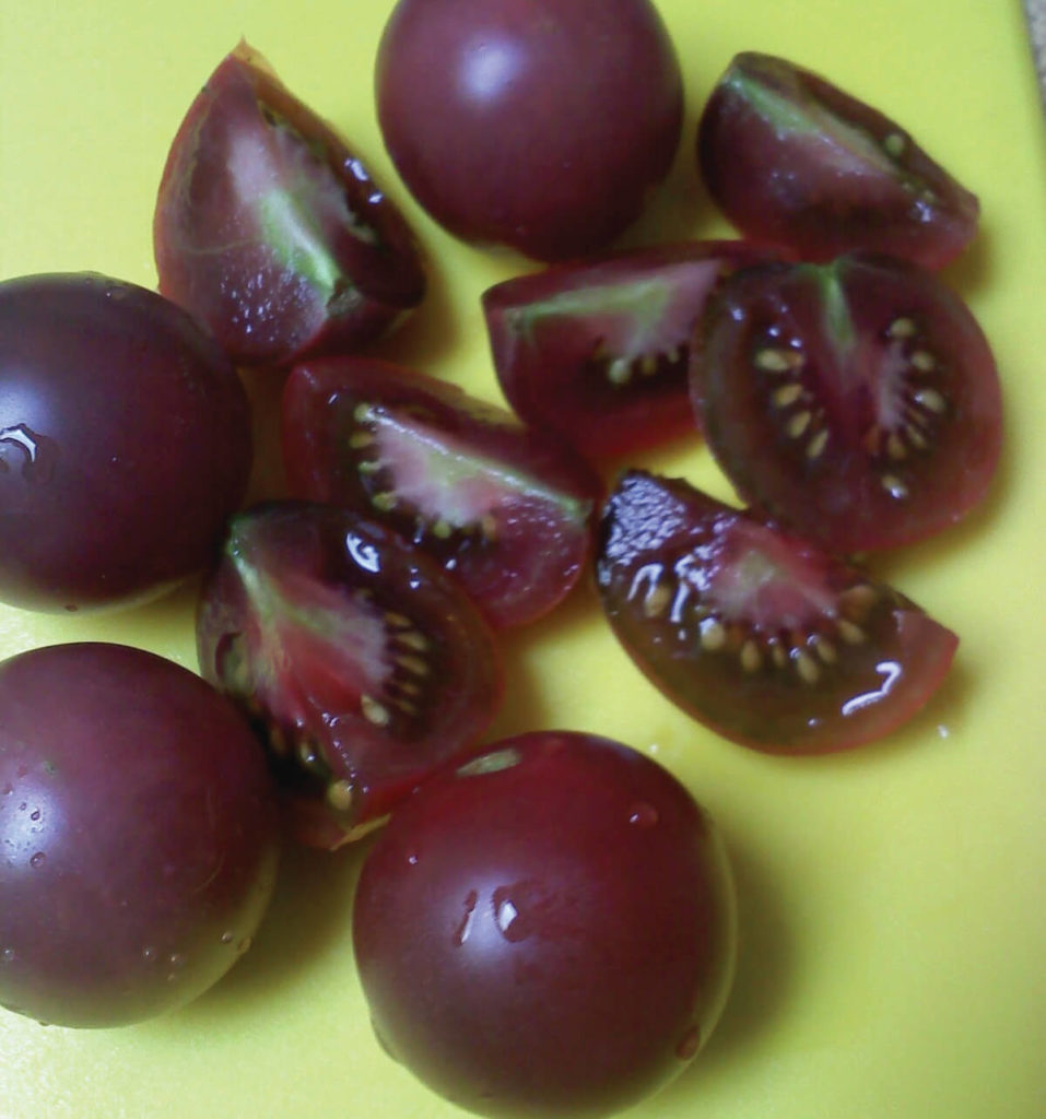 Fullsize Of Black Cherry Tomato