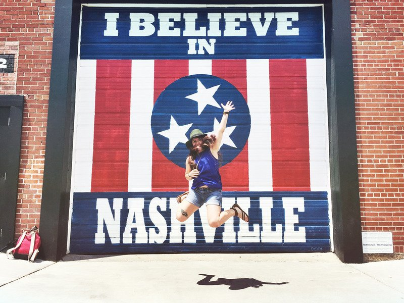 Nashville Tourism Day One
