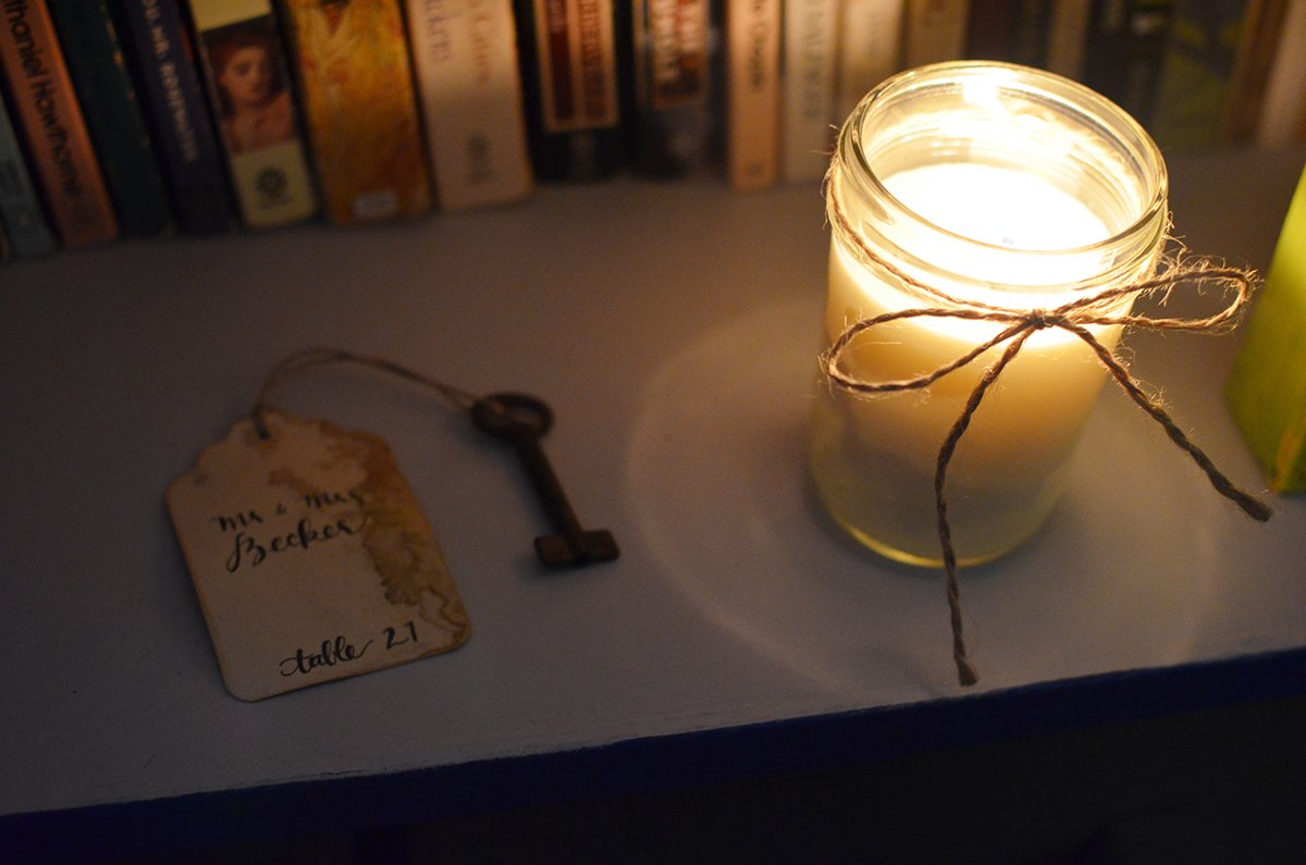DIY handmade candle kit with Coop